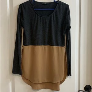 Boutique long sleeve top